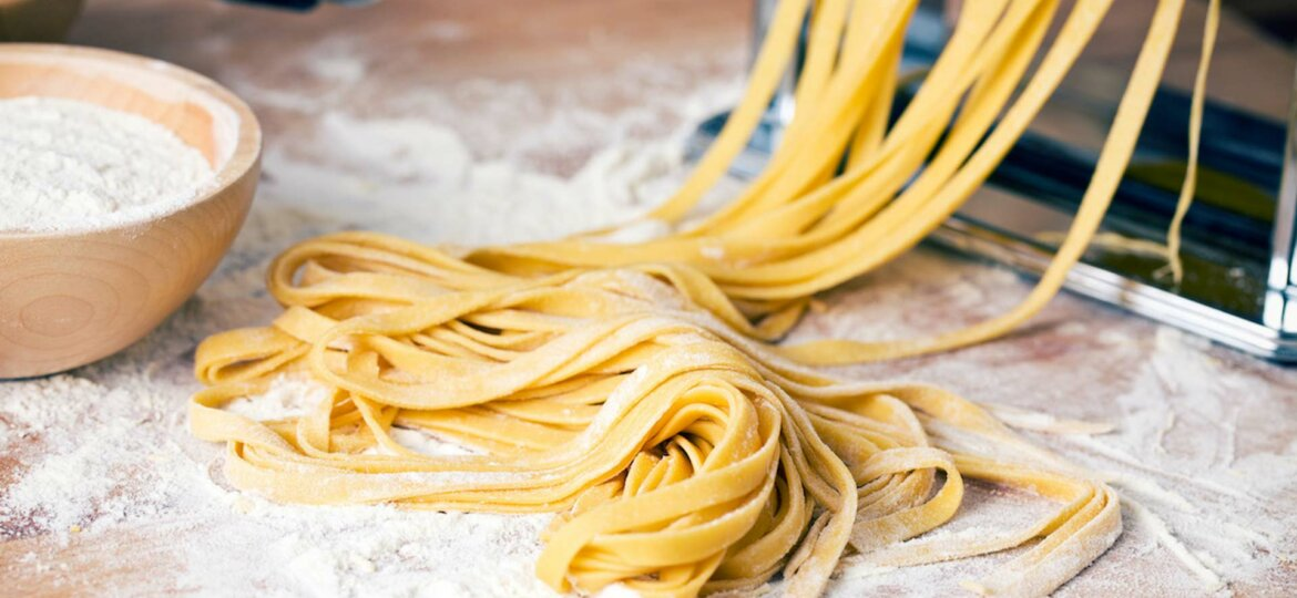 A Brief History of Pasta