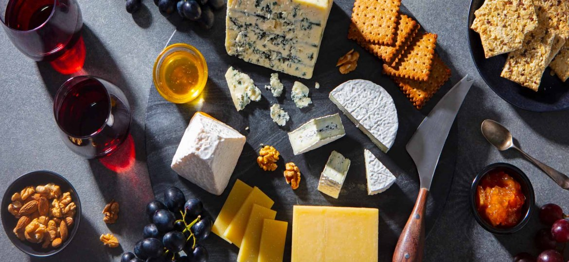 5 Best Wine and Cheese Pairings