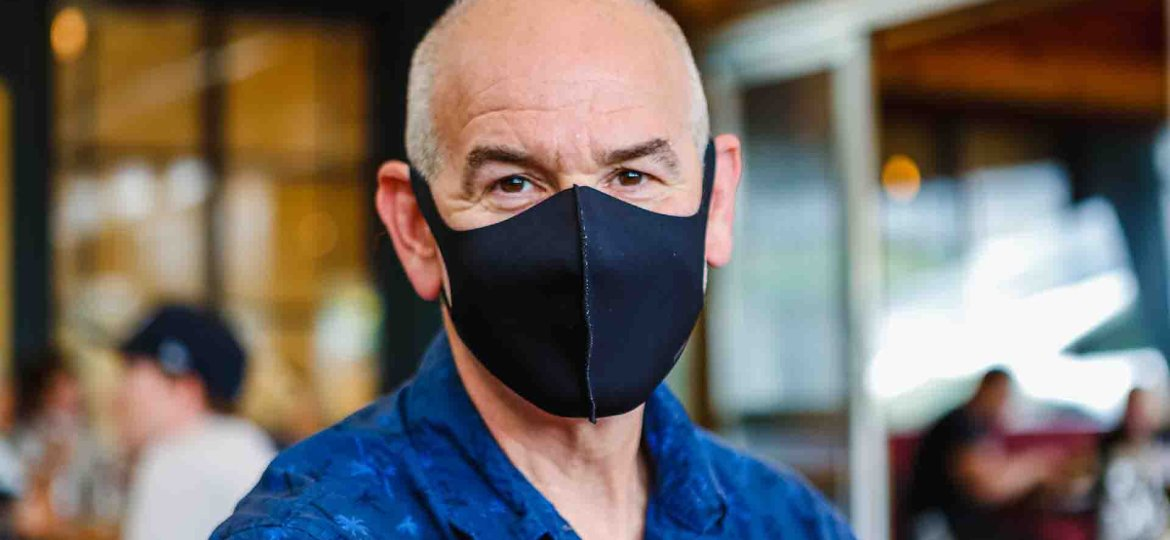 5 Tips For Wearing A Mask In A Restaurant
